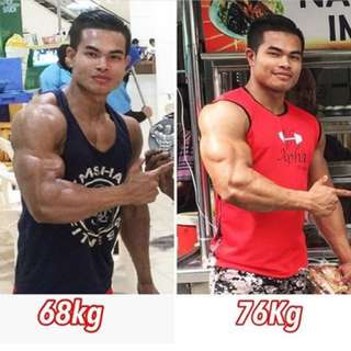 Supplement cepat gemuk