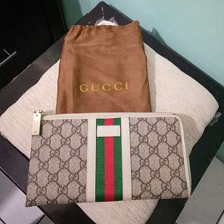 Dompet GUCCI second