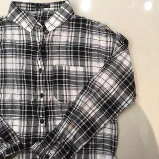 Pazzo格子襯衫