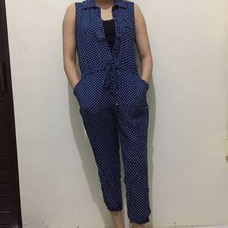 Jumpsuit Polkadot by Graphis
