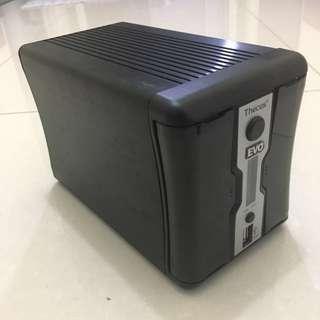 Thecus N2200EVO 2-Bay Slot w/o HDD