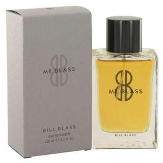 Authentic Mr Bill Blass Cologne by Bill Blass  125ml TESTER
