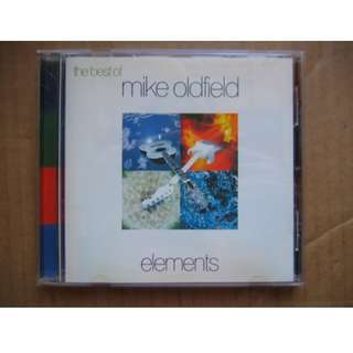 Mike Oldfield - The Best Of Mike Oldfield Elements CD (Made In Holland)