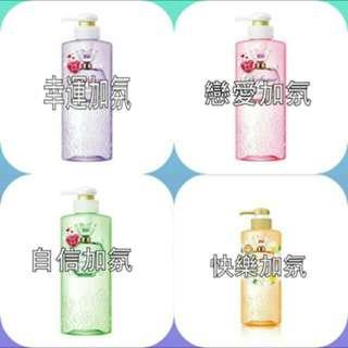 566 香水能量洗髮露
