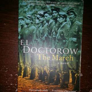 THE MARCH NOVEL BY E.L. DOCTOROW