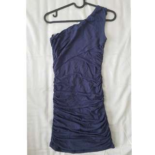 Forever 21 lace back minidress