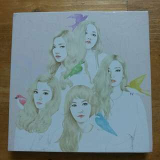 Red Velvet- Ice cream cake album