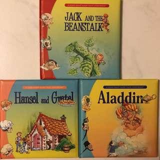 3 for $5 <Children Story Books >