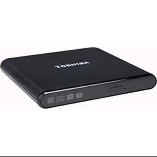 PRICE REDUCED Portable USB 2.0 DVD SuperMulti Drive
