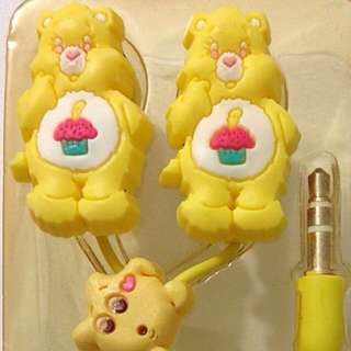 Care Bears Vintage Earphones