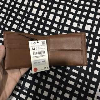 Zara Man Leather Wallet