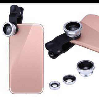 3 In 1 Phone Lens - Wide Angle