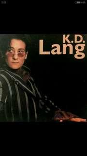 arthcd K.D. LANG Strings 'N' Things Unofficial CD (Brand New Sealed)
