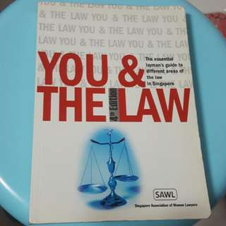 You & The Law
