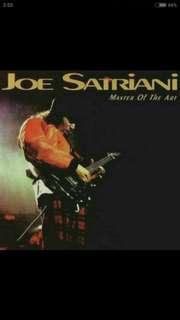 arthcd JOE SATRIANI Master Of The Art Unofficial CD (Brand New Sealed)