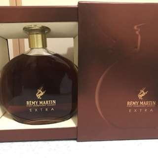 Remy Martinu Extra Fine Champagne Cognac Extra 人頭馬 干邑