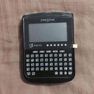 Creative PX2101 Chinese Dictionary