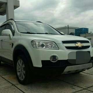 Chevrolet Captiva SS 2.0 At diesel 2011