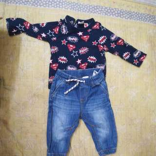 Baju baby boy