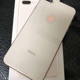 Iphone8 Plus 64G 白金 99%新