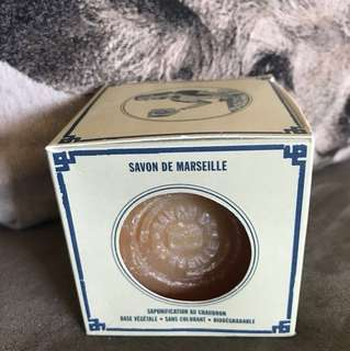 Marius Fabre vegetable soap from France