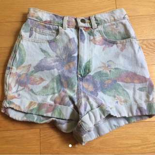 AA Tropical Shorts
