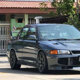 Mitsubishi Evolution 3