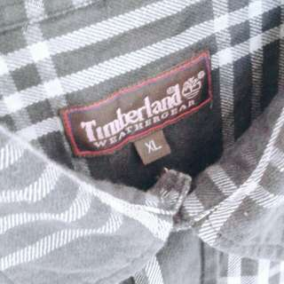 Timberland Check Shirt Sz XL