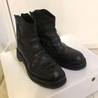 Julius 皮靴