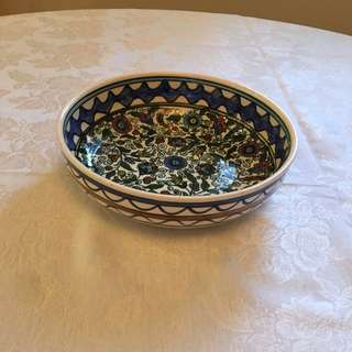 Colorful Pottery Bowl