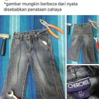 Jeans budak #4