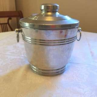 Aluminum Ice Bucket