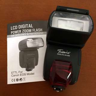 FLASH Tronic Cn 505 For Canon EOS