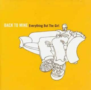 arthcd Back To Mine : Everything But The Girl CD