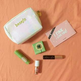 Authentic benefit make up