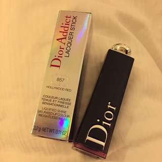 Dior Addict lipstick #857