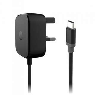 Motorola TurboPower 15 USB-C Charger (100% Authentic)