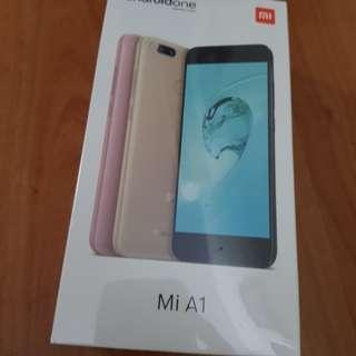 WTS Xiaomi Mi A1 @ S$280 sealed local set
