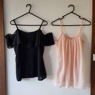 ASSORTED Singlet Tops