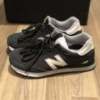New balance - black sneakers (size 6)