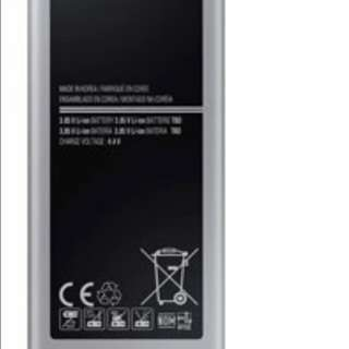 Samsung note 4 battery