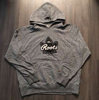 Men's L Roots Sweater