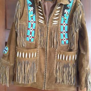 American Native Indian Jacket For Sale