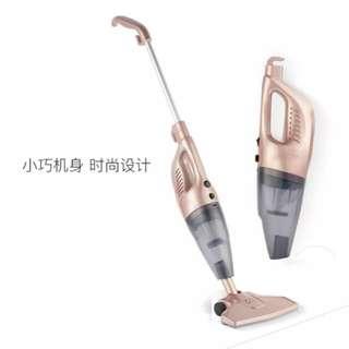 (全新)出口貨 手持式 推杆 無線 超靜音 雙電機 大吸力 吸塵機 香港三腳 wireless vacuum cleaner🏆】