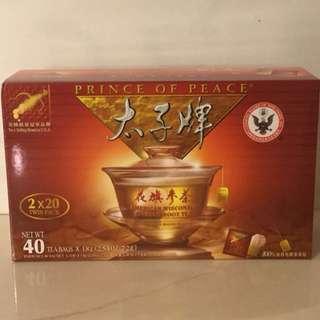 預購中,預計一月二十出貨🙏美國花旗蔘茶2盒組