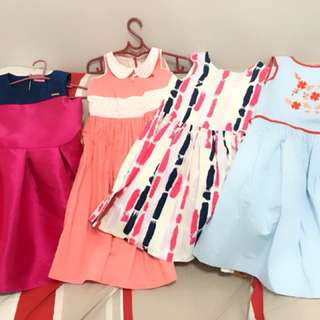 Dresses /semi gown for kids