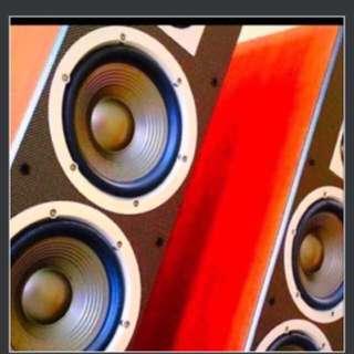 JBL Hifi Loudspeaker VENUE STADIUM TOWER Speaker