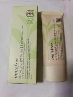 Innisfree Green Tea Eco Natural BB Cream