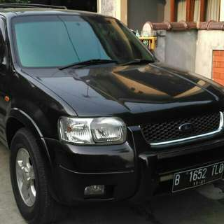 Ford escape 2300cc/2004/AT