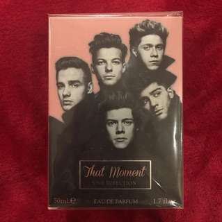 One direction perfume - That Moment